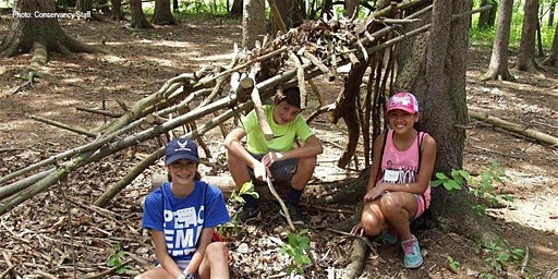Junior Ranger Summer Camp Survival Week I