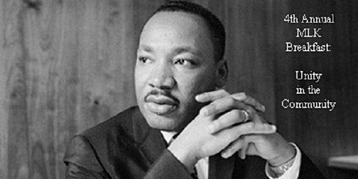 4th Annual MLK Day Breakfast: Unity in the Community