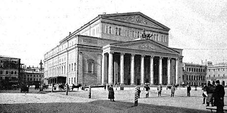 Talk: Joseph Macleod and the Soviet Theatre tickets