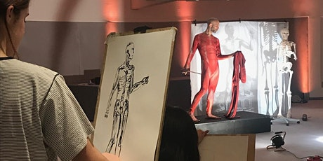 Under the skin: life drawing tickets