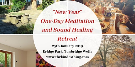 New Year Manifestation One-day Meditation and Sound Healing Retreat tickets