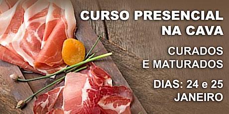 CURSO PRESENCIAL CAVA - MATURADOS (SP) ingressos