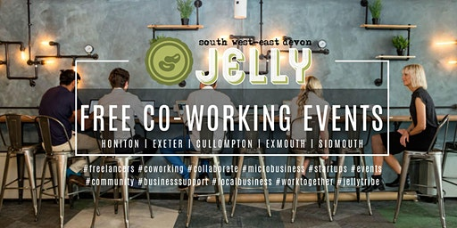 JELLY SOUTH WEST | CO-WORKING EVENT | EXMOUTH