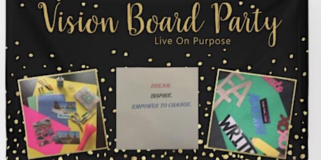 Ultimate 2020 Vision Board Party tickets