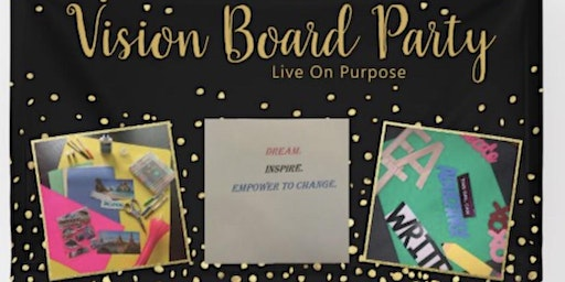 Ultimate 2020 Vision Board Party