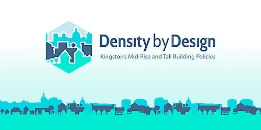 Density by Design Workshop - Jan. 22