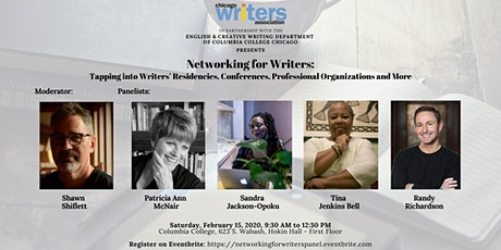 Networking for Writers: Panel Discussion tickets
