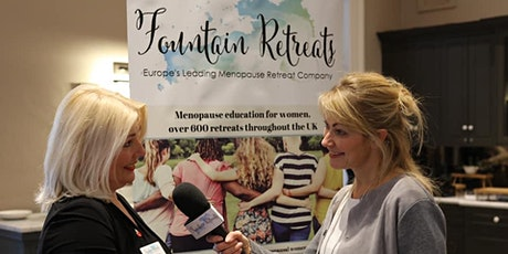 Menopause Day Retreats, Inspirational & Empowering, Nationwide Coverage tickets