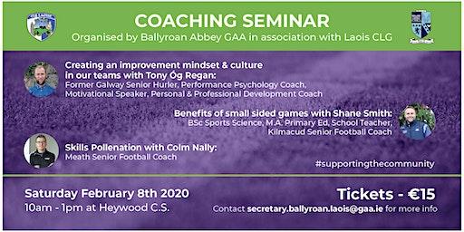 BallyroanAbbey Coaching Seminar