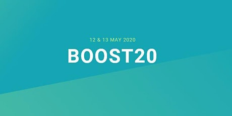 BOOST20 tickets
