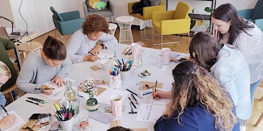 Handlettering Workshop für Anfänger in München