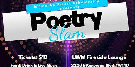 Milwaukee's Finest 2020 Poetry Slam tickets