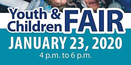 Youth & Children Fair tickets