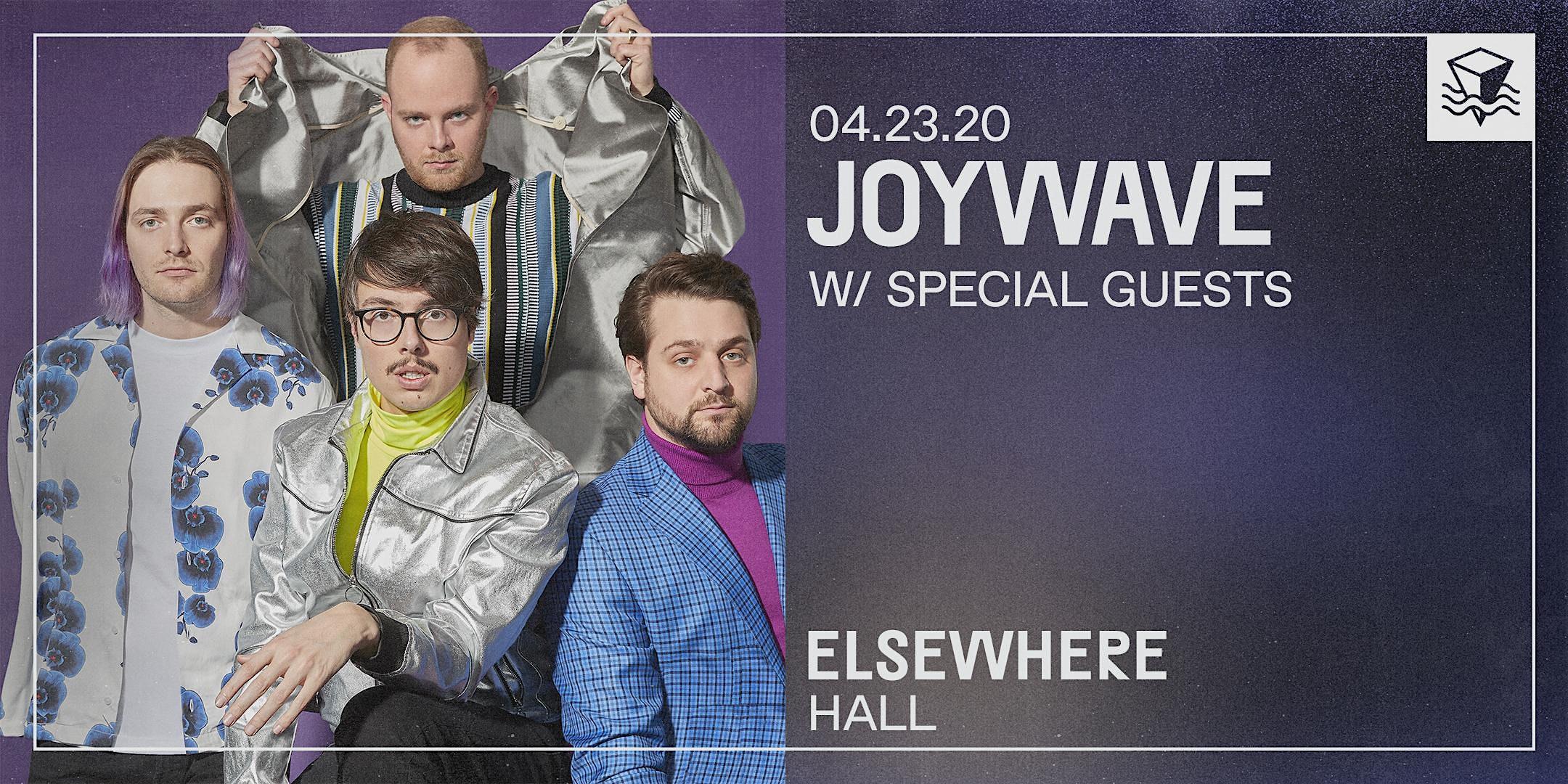 Joywave - The Possession Tour -