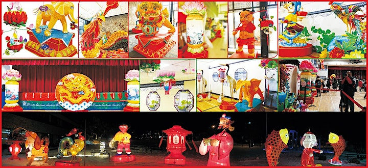 Celebrating the Lantern Festival of the Year of the Ox image