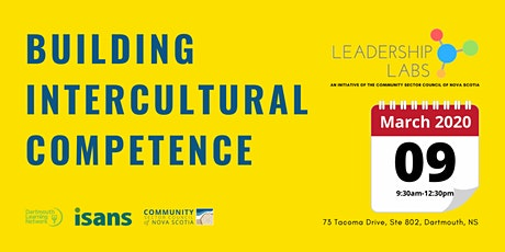 Building Intercultural Competence - CENTRAL tickets