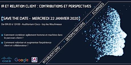 """IA et Relation Client : Contributions & Perspectives"" billets"