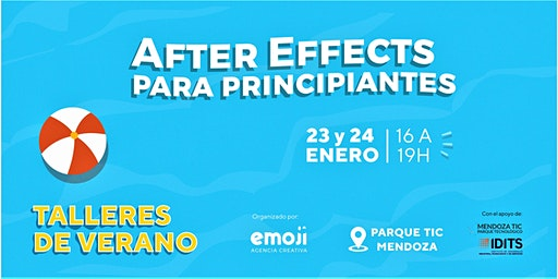 Taller de Verano: After Effects para principiantes