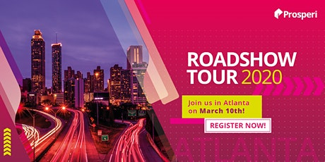 Project Innovation Roadshow hosted by Prosperi & Microsoft in Atlanta tickets