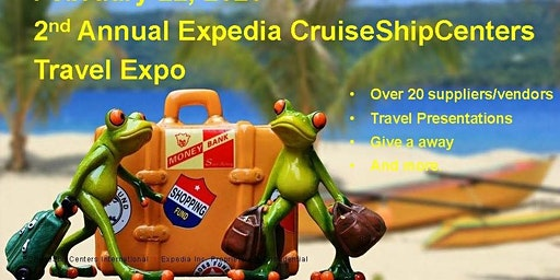 2nd Annual Expedia CruiseShipCenters Travel Expo