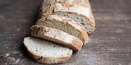 Gluten Free Bread workshop with artisan baker Emmanuel Hadjiandreou tickets
