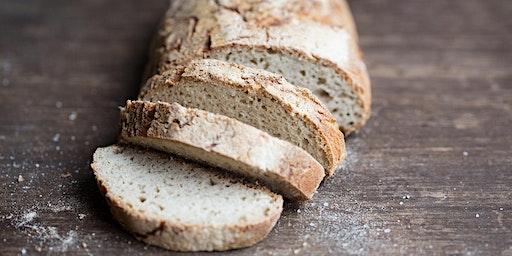 Gluten Free Bread workshop with artisan baker Emmanuel Hadjiandreou