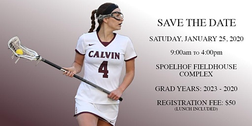 Calvin University WLAX Winter Clinic