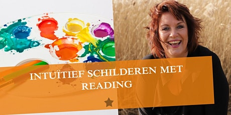 Intuïtief schilderen & reading door Monique Vork tickets