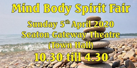Mind Body Spirit Fair tickets