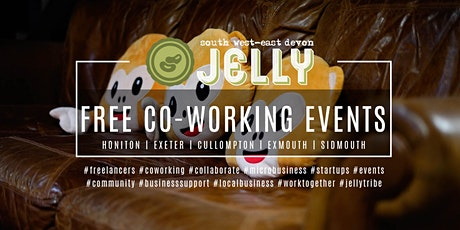 JELLY SOUTH WEST | CO-WORKING EVENT | CULLOMPTON tickets