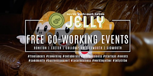 JELLY SOUTH WEST | CO-WORKING EVENT | CULLOMPTON