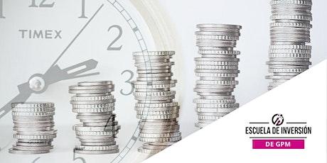Los espacios financieros del inversor entradas