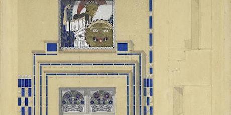 Cycle de conférences. L'Art nouveau en Europe. billets
