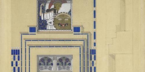 Cycle de conférences. L'Art nouveau en Europe.  1- Otto Wagner à Vienne