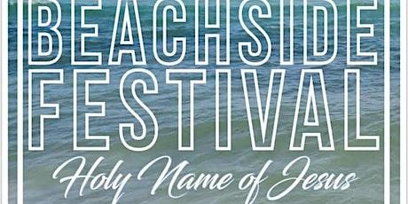 2020 Beachside Festival tickets
