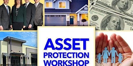 Asset Protection Workshop tickets