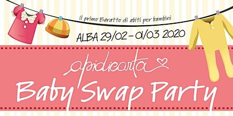 Baby SWAP Party 2020 biglietti
