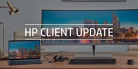 HP Client Update biglietti