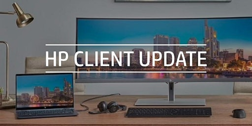 HP Client Update