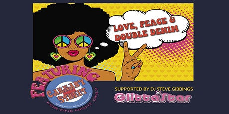 Love, Peace and Double Denim tickets