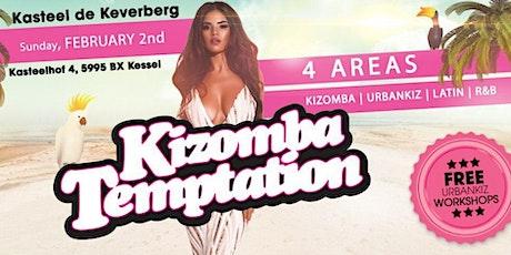Kizomba Temptation 4 AREAS | Dulinho's & Jay's B-Day Bash tickets