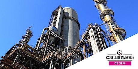 Análisis y valoración del sector del gas y petróleo entradas