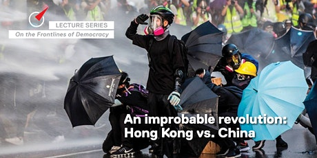 An improbable revolution:  Hong Kong vs. China tickets
