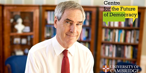 MICHAEL IGNATIEFF ON THE FUTURE OF DEMOCRACY in conversation with David Runciman