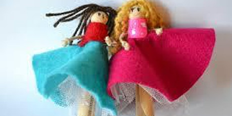 Peg Dolly Workshop for Grown Ups! tickets
