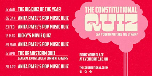 The Constitutional Pop Quiz / FIlm /General Knowledge Quiz