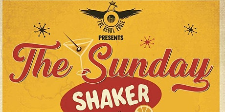 """The Regal Eagle Presents: """"The Sunday Shaker"""" at Ready Room tickets"""
