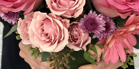Beat the Winter Blues with Blooms at Backbay Brewery with Alice's Table tickets
