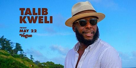 Talib Kweli tickets