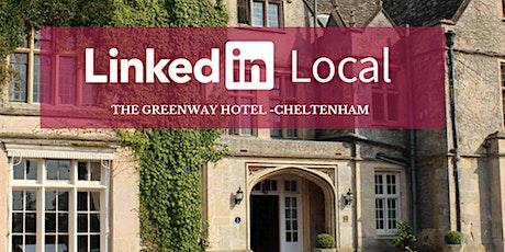 2020 LinkedIn Local - Cheltenham (Relaxed, Informative & Inspiring Networking) tickets